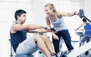 Utilizing A Fitness Trainer To Achieve Fitness Goals