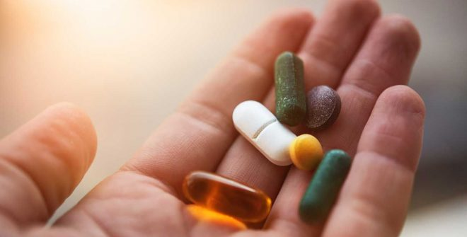 Quality Supplements to Back You Up