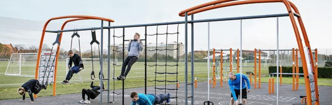 The Importance of Outdoor Fitness Equipment